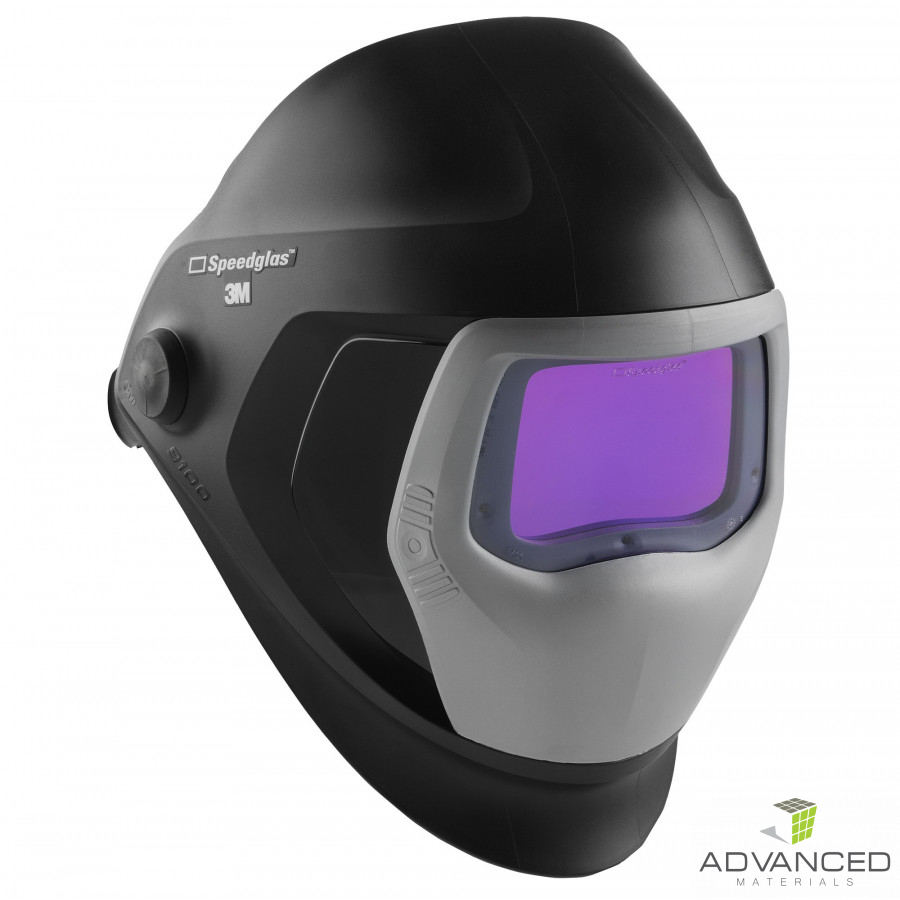 3M™ Speedglas™ Ασπίδα Συγκόλλησης Σειρά 9100 με Φίλτρο Συγκόλλησης 9100ΧΧ 501826