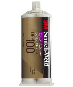 3M™ Scotch-Weld™ Εποξική Κόλλα 2 Συστατικών Διάφανη DP100 48.5ml