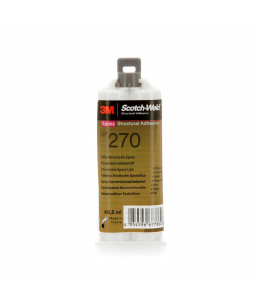 3M™ Scotch-Weld™ Κόλλα 2 Συστατικών Μαύρη DP270