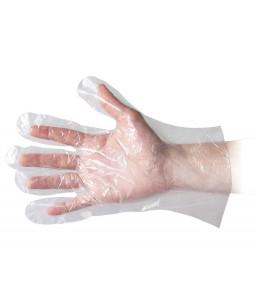 REFLEXX 18 Γάντια Πολυαιθυλενίου  Χρώμα Διαφανές Μέγεθος One size (100 τμχ / συσκευασία)