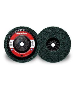 3M™ Scotch-Brite™ Clean and Strip XC-RD Quick Change Pro Extra Cut Disc 125mm x M14 A XCRS 51912