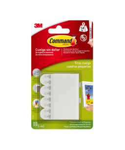 3M™ Command™ Picture Hanging Strips Small Size 17202