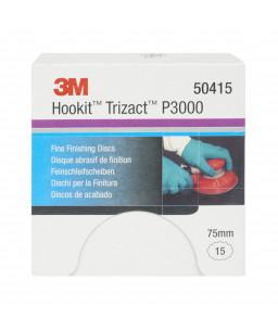 3M™ Trizact™ Λειαντικός Δίσκος Φινιρίσματος Hookit™ 75mm