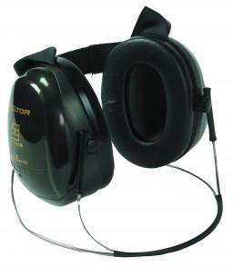 3M™ PELTOR™ Optime™ II Ωτοασπίδες, 31 dB, Πράσινες, Στήριξη στον Αυχένα, H520B-408-GQ