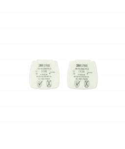 3M™ Secure Click™ Particulate Pre Filter D7935 P3 R