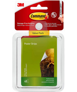 Command™ Poster Strips Value Pack 17024-VP