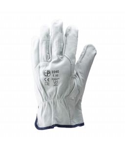 Coverguard Δερματοπάνινα γάντια 2240
