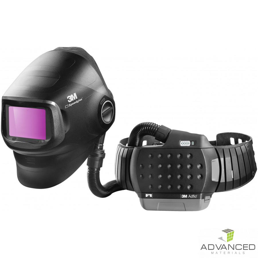 3M™ Speedglas™ Κράνος Συγκόλλησης G5-01VC με Adflo™ & Βασικό Κιτ Αναλώσιμων ΡΝ617839